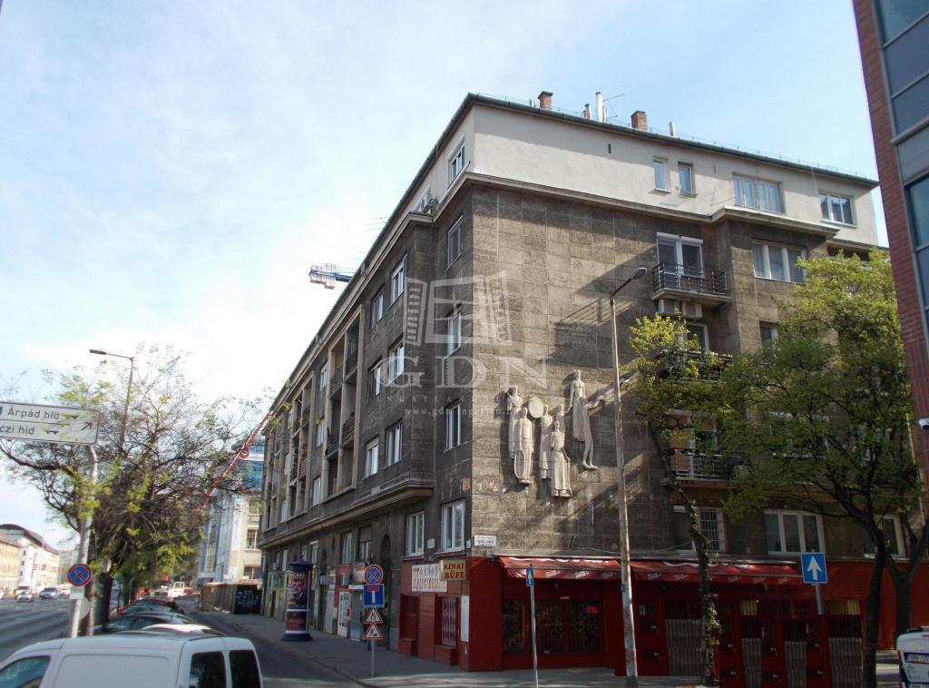 Eladó lakás (téglaépítésű) Budapest XIII. kerület, Váci út Apály sarok - 70nm, 36900000Ft ...