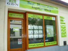 GDN Ingatlanhálózat - BEST-HOME MAJSA real estate offices