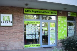 GDN Ingatlanhálózat - Zugló real estate offices